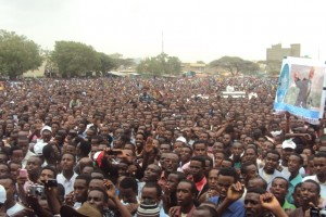 Dr. Samatar and his people