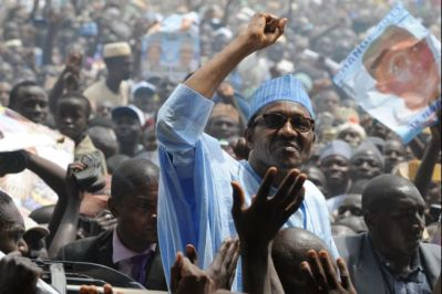 General Muhammadu Buhari  Wins