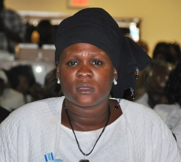 Barway's mother. Photo: James Faseuekoi |The AfricaPaper