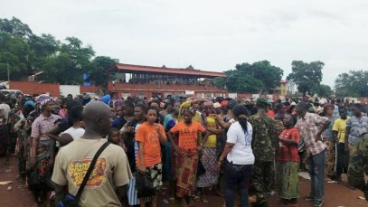 Freetown's Flood victims