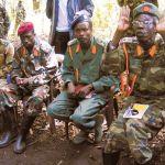 Kony and commanders