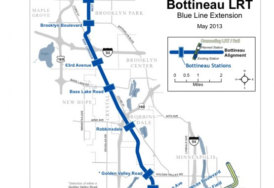 NW Bottineau Transitway HIA