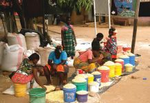 Food Market. Photo The AfricaPaper/Joseph Kayira