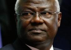 President Earnest Koroma of Sierra Leone