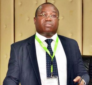 Late Chris Msando in a past function