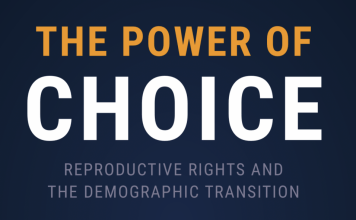 The Power of Choice -Reproductive Rights and The Demographic Transition. Photo: Abdul A. K. Kamara/The AfricaPaper