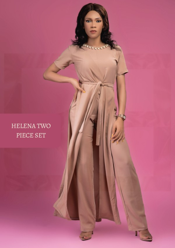 The Afrocentrics - HELENA TWO PIECE SET