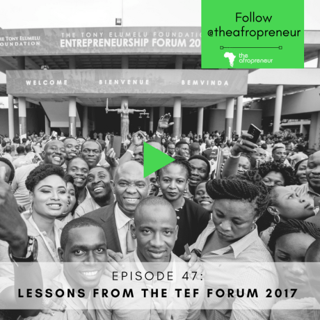 Ep47: Lessons from the TEF Forum 2017