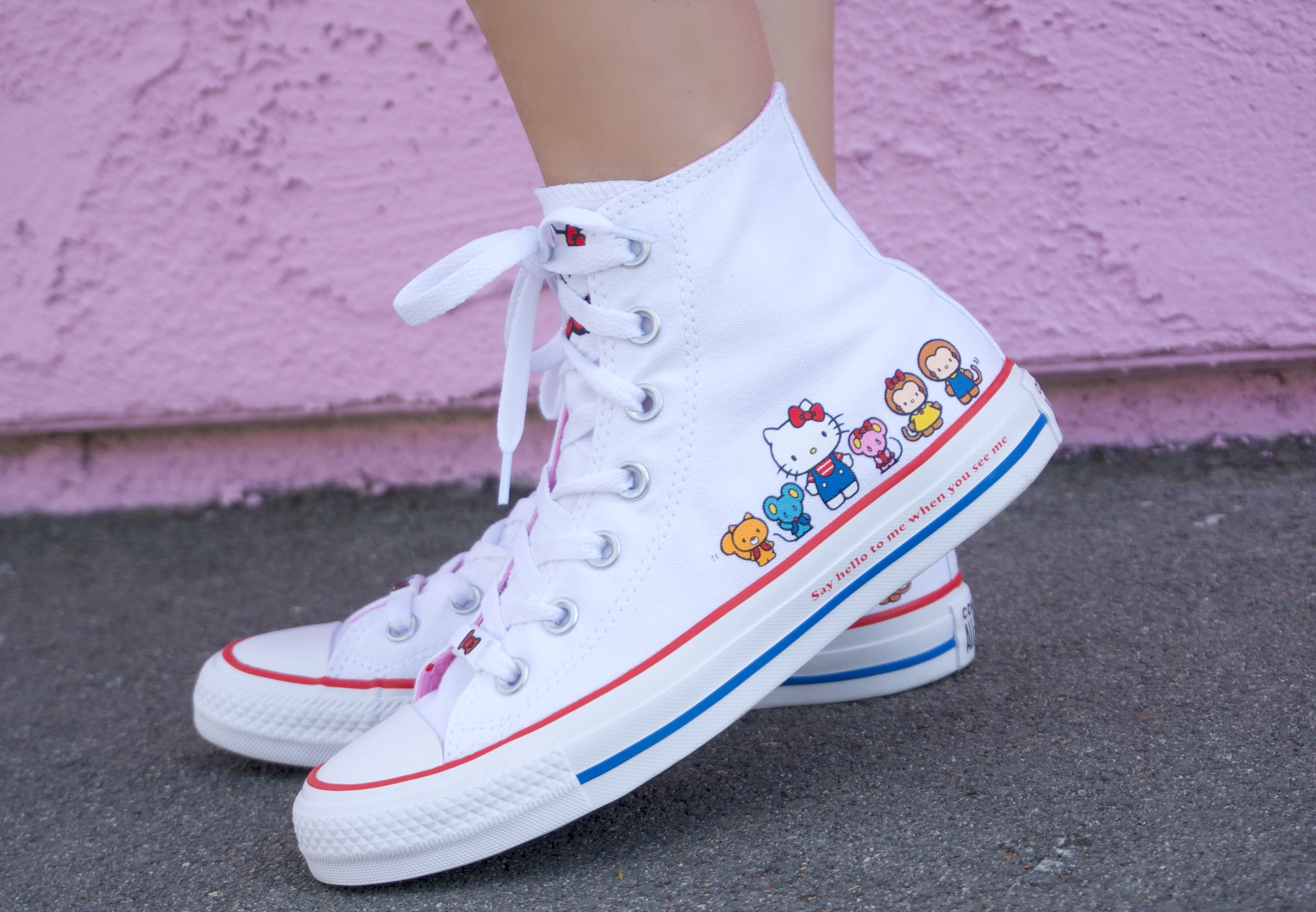 fed6562c20b17c Hello Kitty x Converse  Back to School Chic - The Ageless Millennial