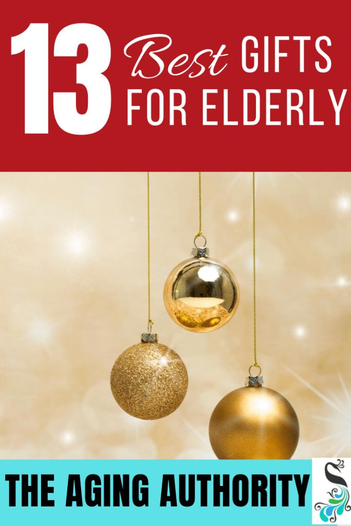 Gifts For Elderly