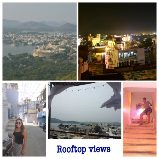 Roof Top Views in India