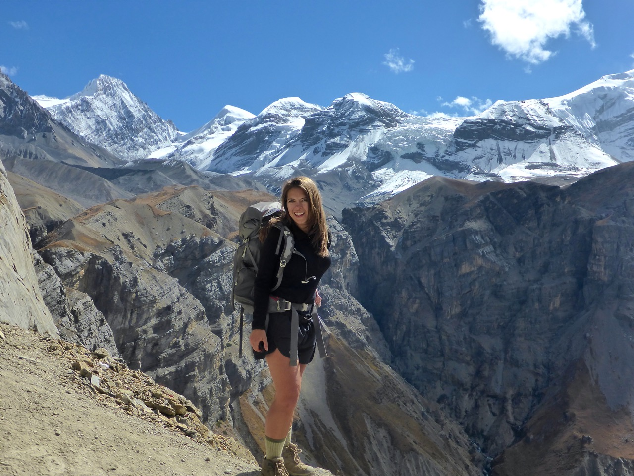 Throng La High Camp, Annapurna Circuit Nepal