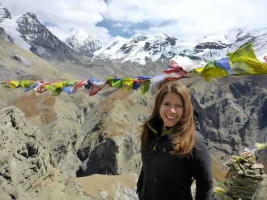 Thorong La High Camp Annapurna Circuit Nepal