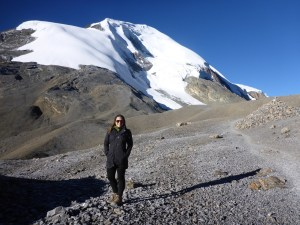 Thorong La Pass Annapurna Circuit Nepal