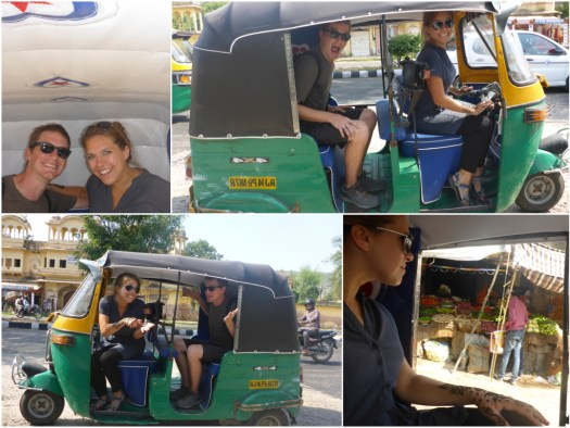 Tuk Tuk Rides in India