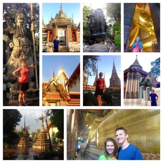 Reclining Buddha, Bangkok, Thailand