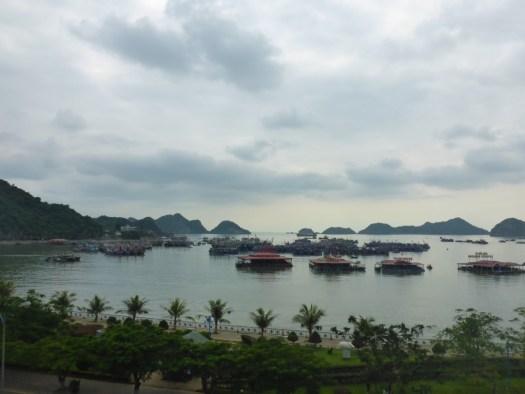 Ha Long Bay, Cat Ba Town, Vietnam