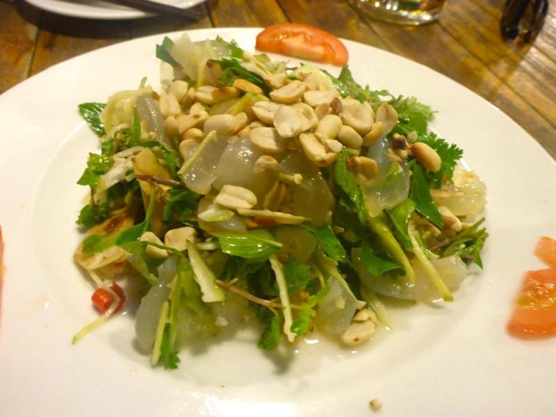Jellyfish Salad
