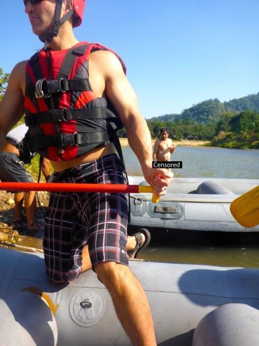 """""""Steve"""" Rafting Chiang Mai"""