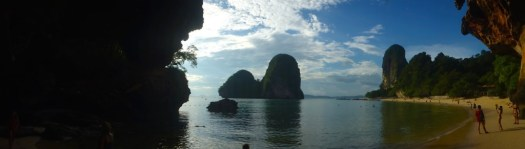 Cave Railay Beach, Krabi, Thailand