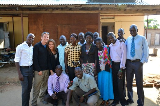 South Sudan - Seed Effect Team