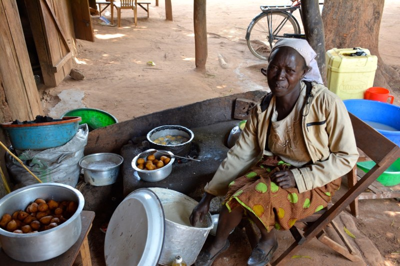 South Sudan - market