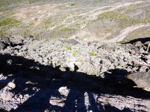 Barranco Wall, Kilimanjaro