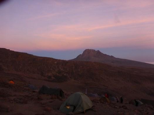Barafu Camp, Kilimanjaro