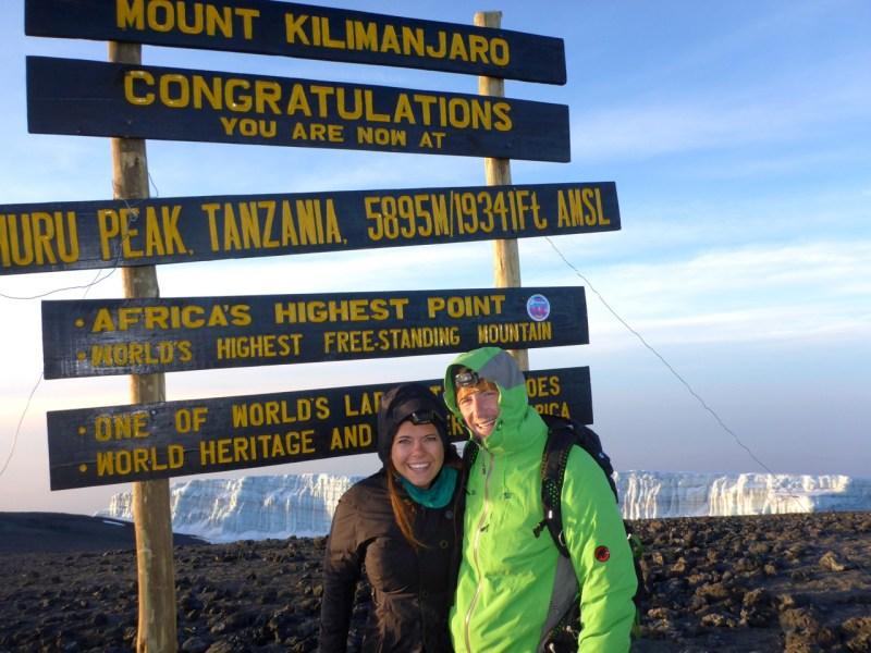 Kilimanjaro Summit Day Uhuru Peak