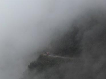 Death Road, La Paz, Bolivia