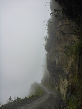 Death Road, La Paz, Bolivia