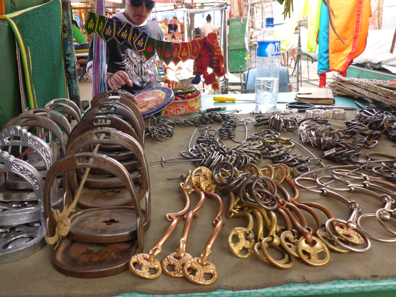 The Black Market in Ulaanbataar - The Agostins