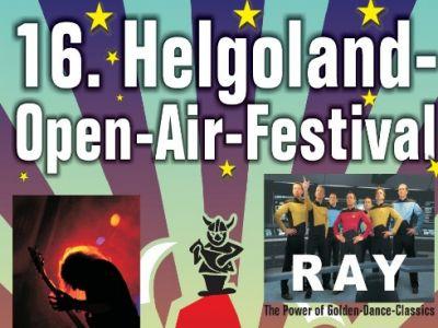 Helgoland Open Air 2009 am 01.08.2009 auf der Düne - 16. Jahre gute Tradition