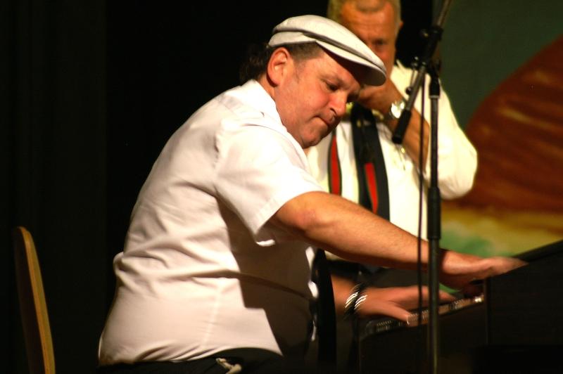 Oktoberfest auf Helgoland - Peter Heger am Klavier (2008)