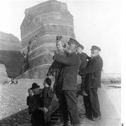 Helgoland Fotografie: Familie Rickmers, Archiv
