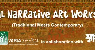 Visual Narrative Art Workshops In Ahmedabad
