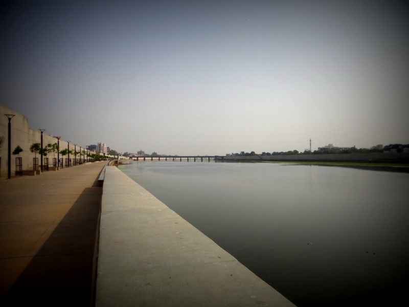 Sabarmati Riverfront: an unique identity of Ahmedabad