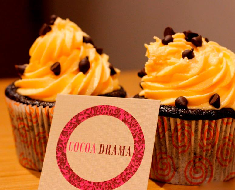 Cupcakes: these brightly colored treats are available in varied delicious flavors