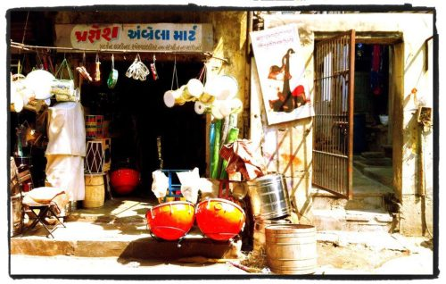 Photo © VIVECK Patil Photography | Street Side Ahmedabad