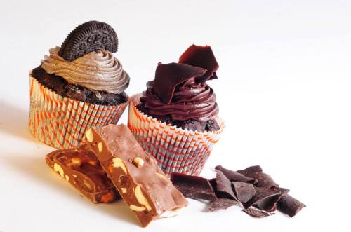 Ahmedabad's favorite treats - Cupcakes and chocolates