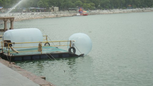 Watersports at Kankaria Lake Ahmedabad