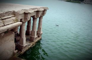 Kankaria Lake is one of the biggest lakes in Ahmedabad, Gujarat