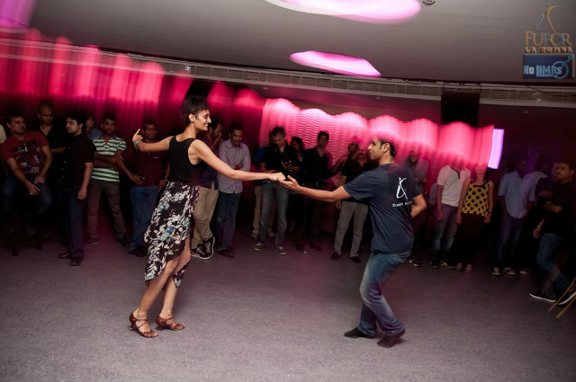 Be ready for Salsa socials in Ahmedabad!