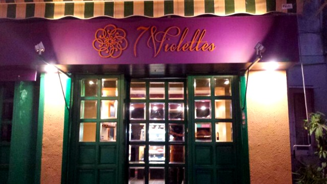 7Violettes: A pastry & bakery house for those who want to experience desserts & breads - French Style