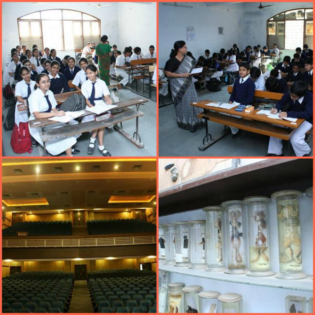 Prakash Higher Secondary School Ahmedabad