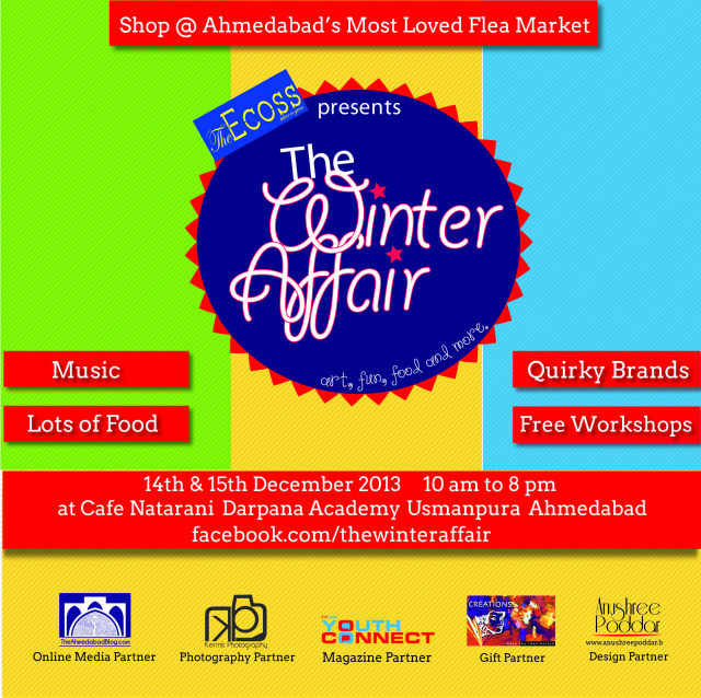 The Winter Affair 2013 Ahmedabad