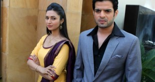 Yeh Hain Mohabbatein on Star Plus: Divyanka Tripathi and Karan Patel