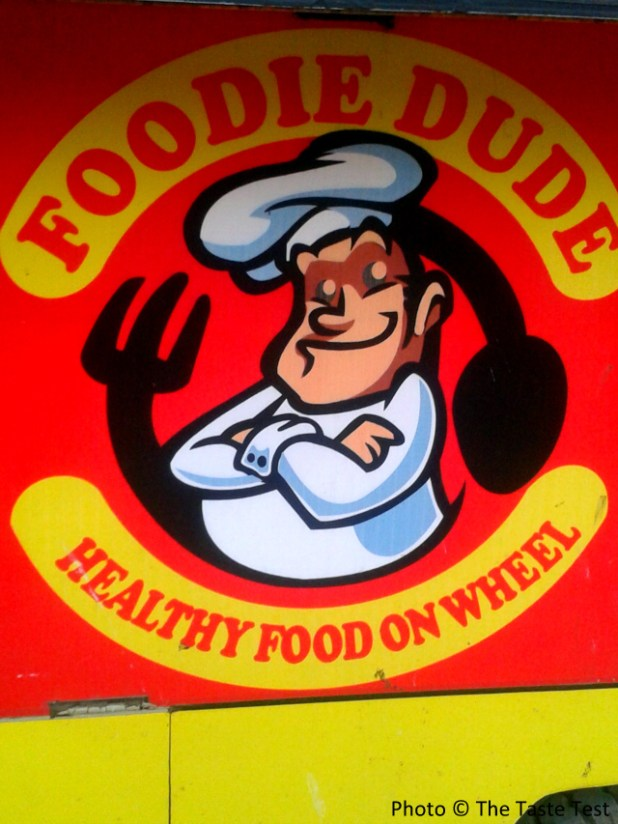 Foodie Dude - Logo| Photo © The Taste Test
