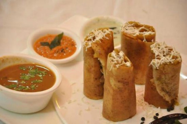 So South Ahmedabad: Jini and Fusion Dosai