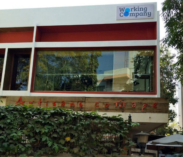 Working Company: Situated at Mithakali Cross Roads